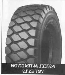 V-Steel M-Traction (VMT) Tubeless (E3, L3)