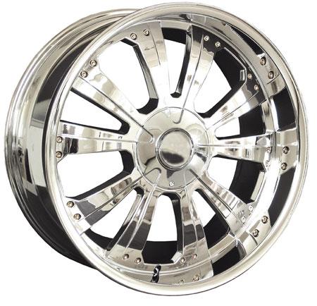 spine chrome falken wheels