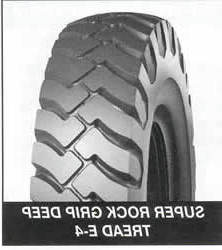 SUPER ROCK GRIP DEEP TREAD TUBELESS E-4
