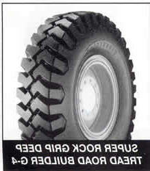 SUPER ROCK GRIP DEEP TREAD ROAD BUILDER